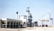 Асфалтосмесител 200 тона/час