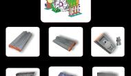 Резервни части за роторни трошачки GM.PST