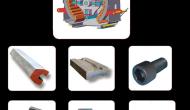 Резервни части за роторни трошачки GM.TRS