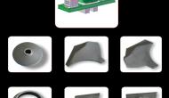 Резервни части за конусни трошачки GM.VSI